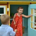 Ігрові дитячі будиночки