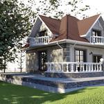 Проектування житлового будинку.