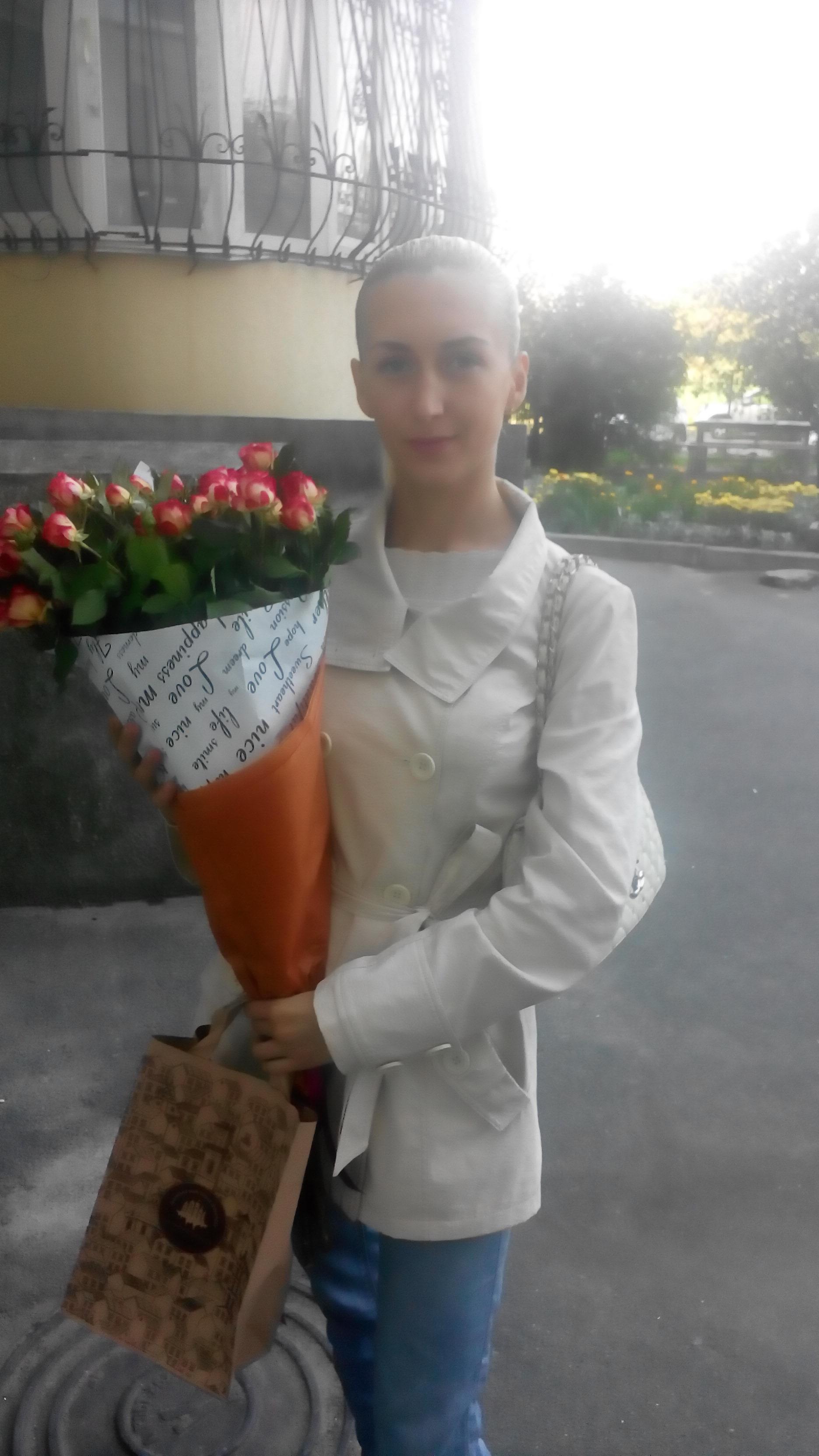 Фото Доставка цветов.
