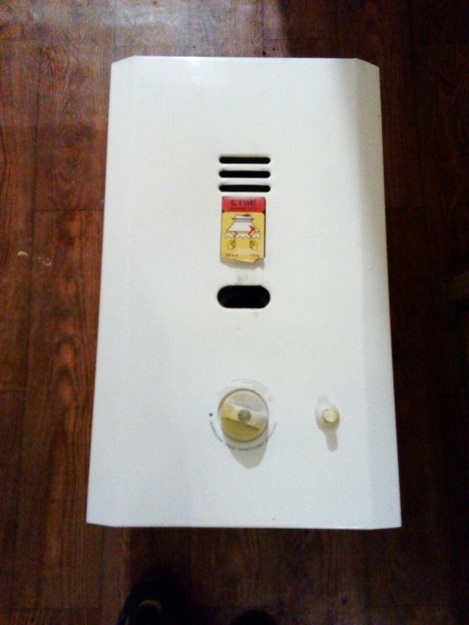 Фото Ремонт газовых колонок, установка плит, колонок. 1