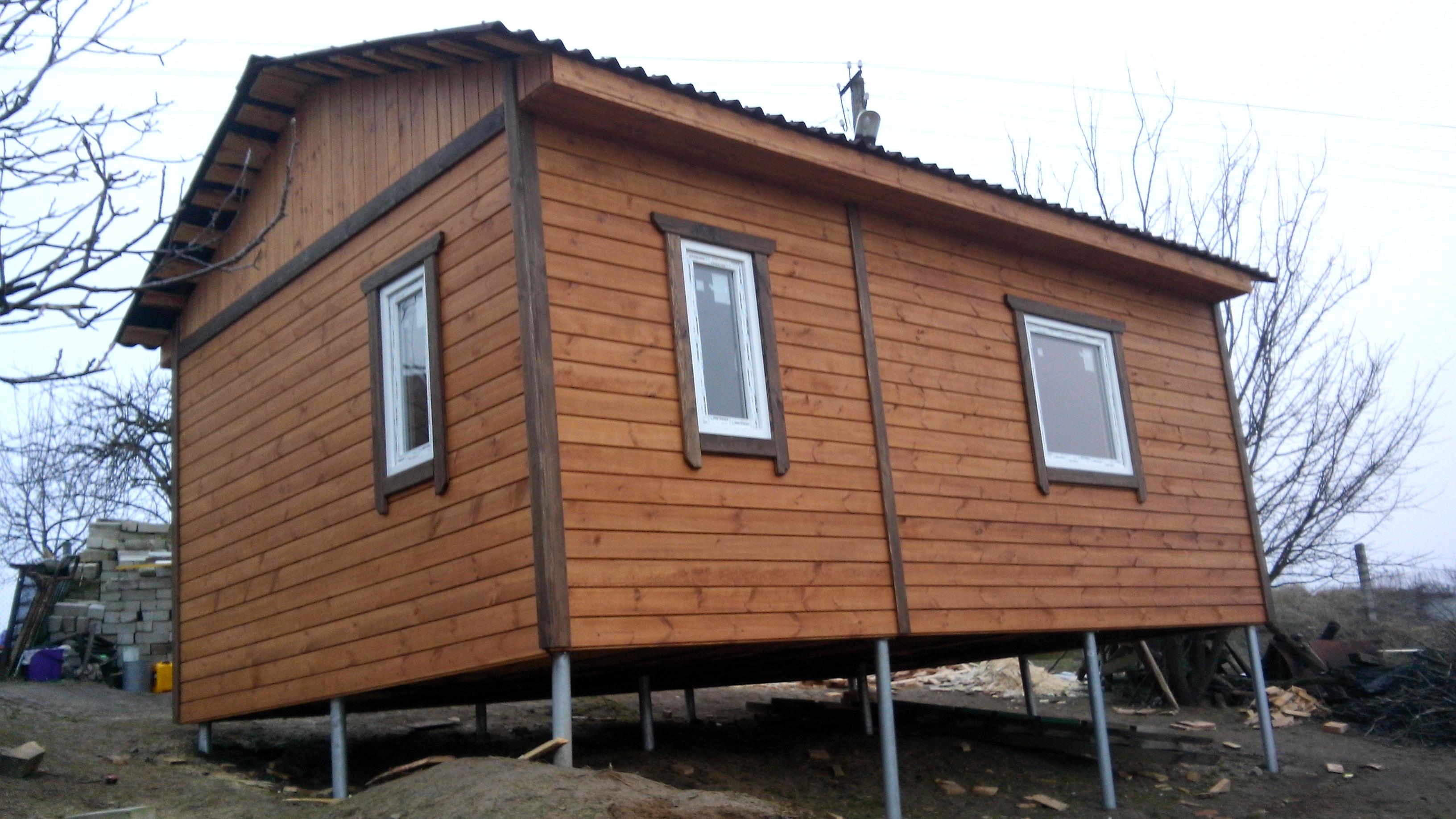 Фото Строительство каркасных домов. 1
