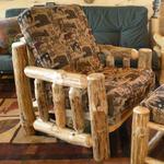 Мебель из кривого дерева