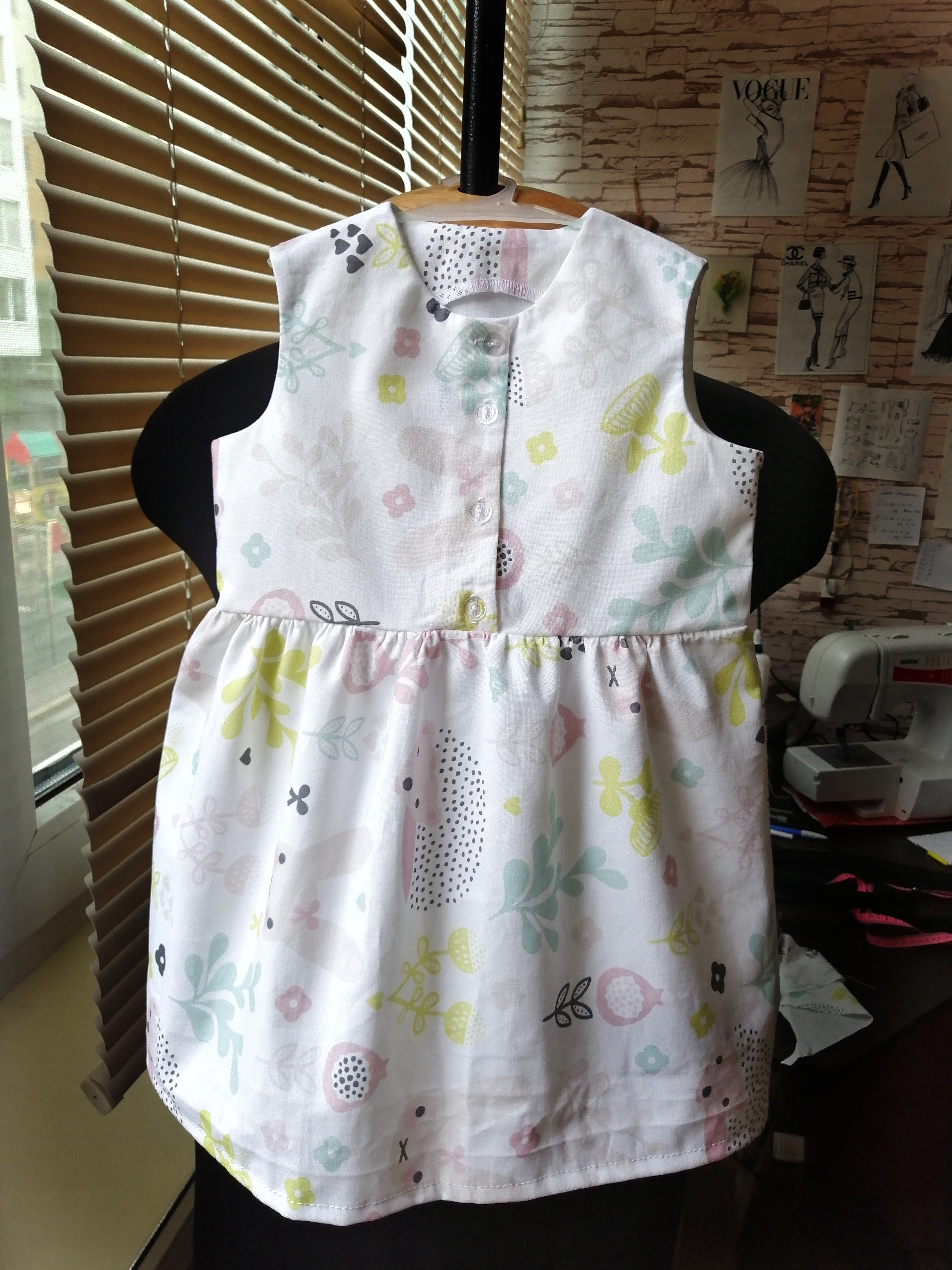 Фото Дитяча сукня