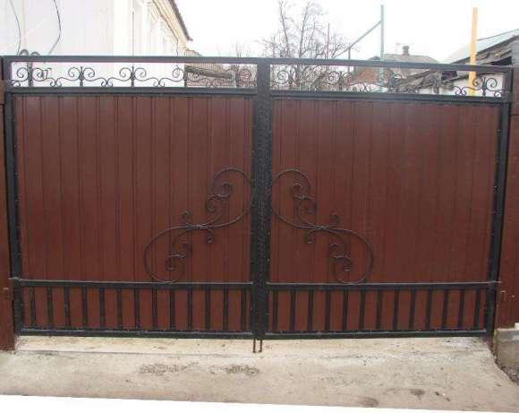 Фото Изготовление ворот и металлоконструкций 1