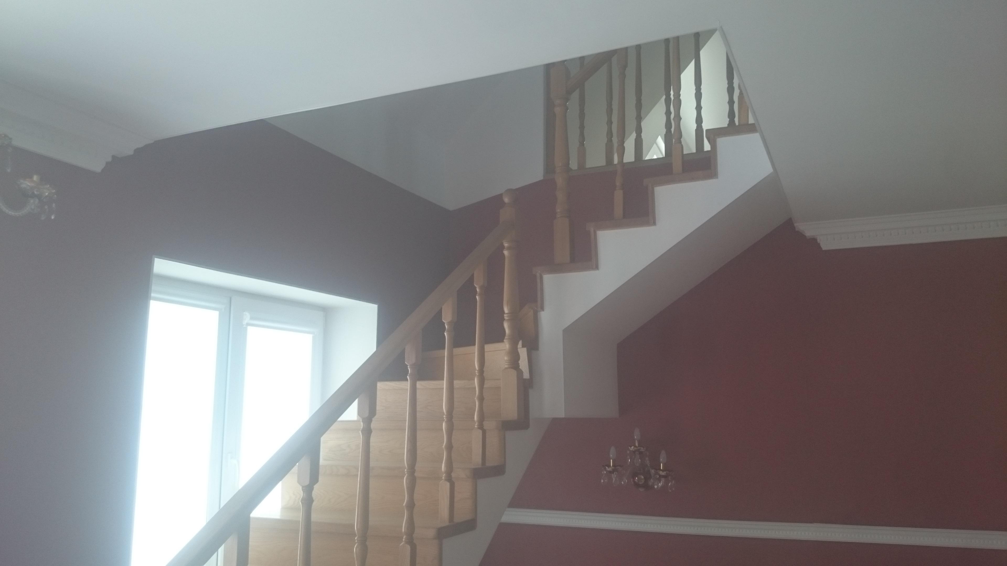 Фото Устройство лестницы под ключ
