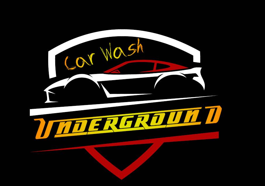 Фото Разработка логотипа для Автомойки , задачей было создание логотипа в тематике игры Need for Speed: Underground