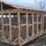 Изготовление и монтаж крыш.