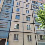Ремонт меж панельных швов и балконных козырьков