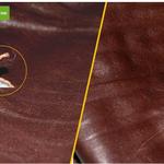 Восстановление и покраска кожаных курток и дубленок