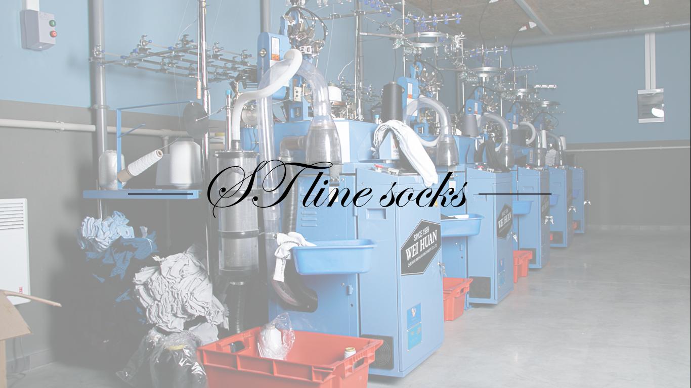 Фото Один из эскизов презентации для носочной фабрики. Затрачено 5 минут.