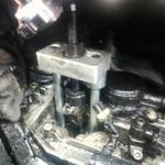 Снятие установка ремонт дизельных форсунок