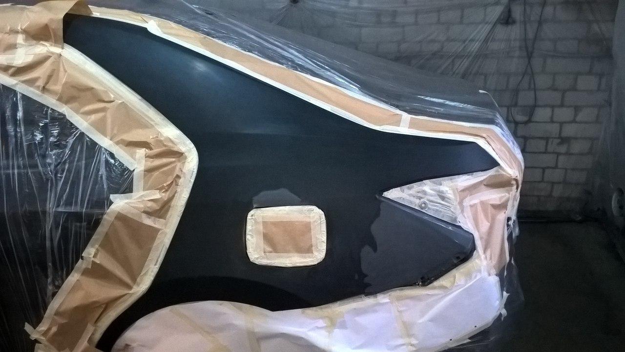 Фото Кузовной ремонт.Покраска авто 1