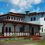 Дома и строения, малые формы