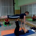 Персональное занятие по йоге