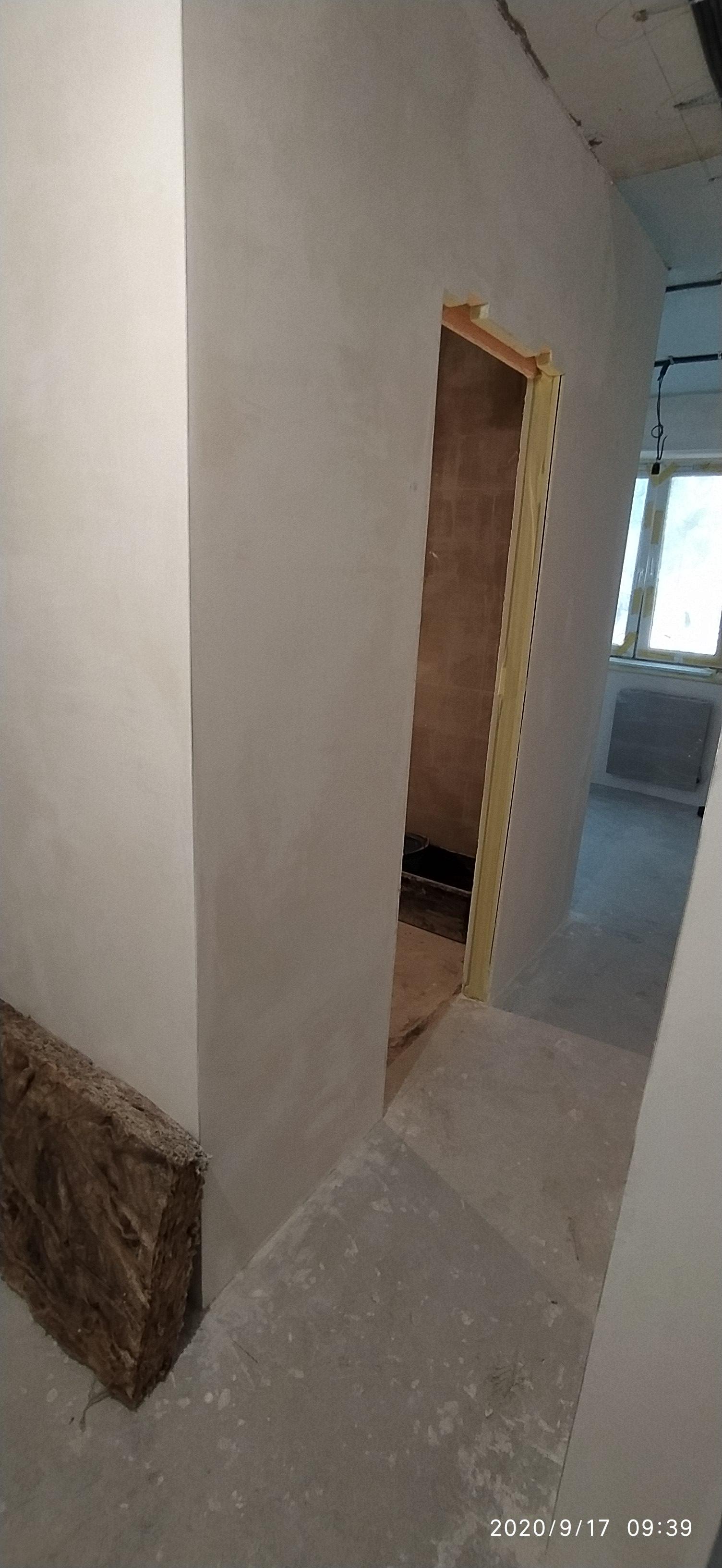 Фото Подготовка стен к покраски,обоев..