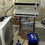Ремонт кондиционеров бытовых (настенных), кассетных, канальных, VRF-систем.