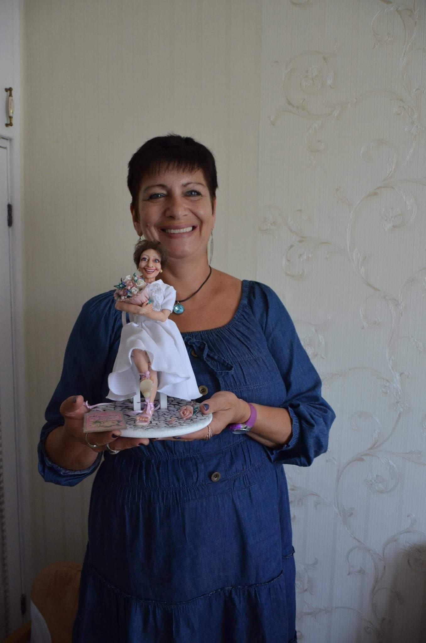 Фото Портретные куклы под заказ 5