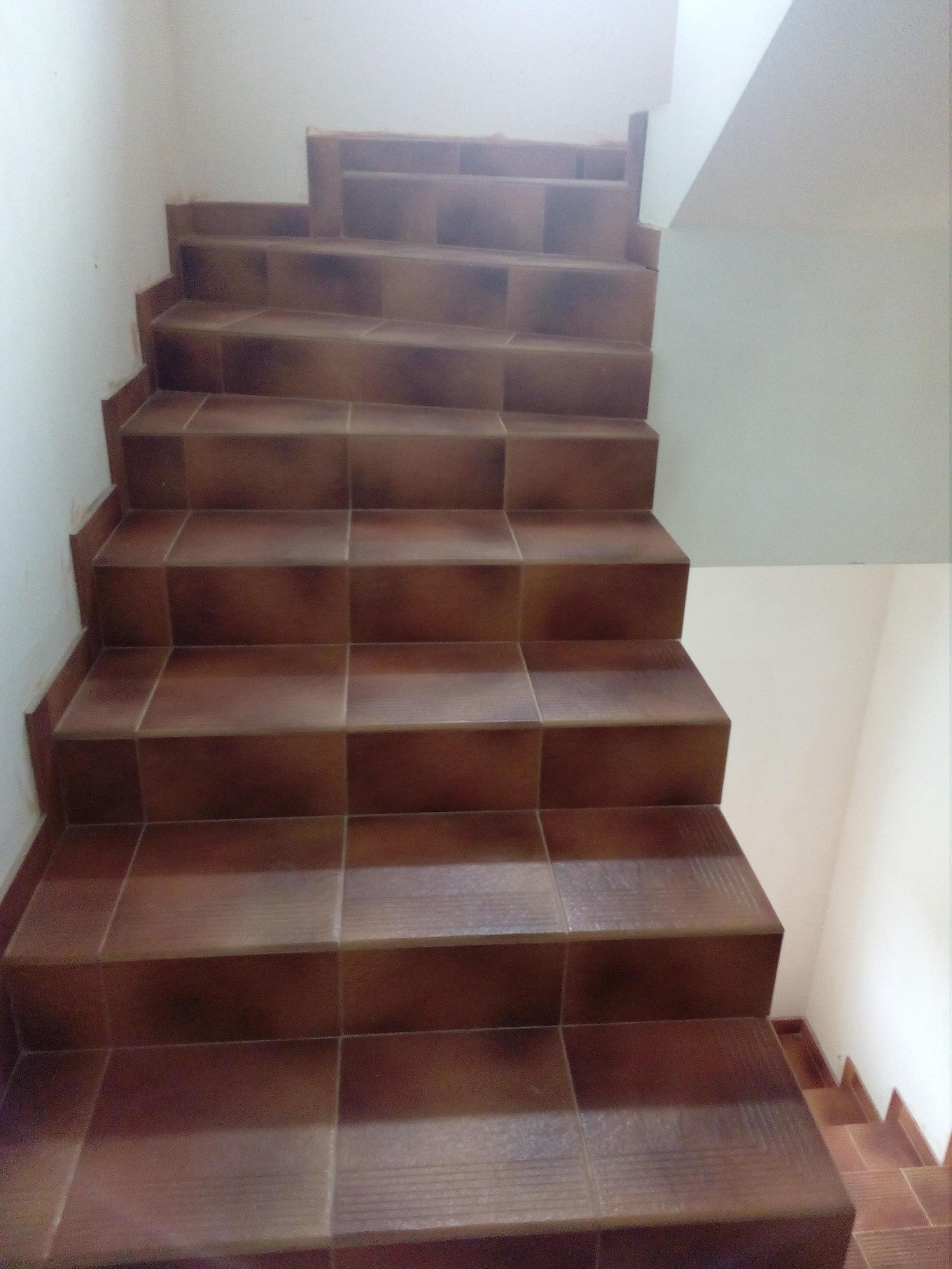 Фото Плитка на ступени