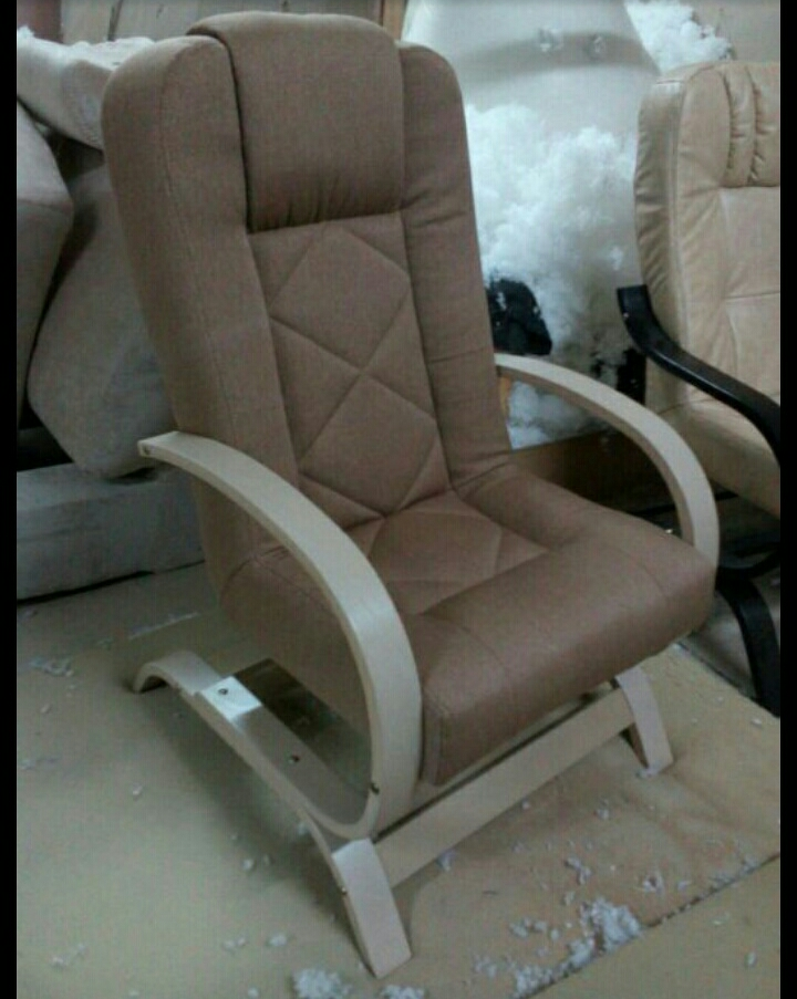 Фото Перетяжка/реставрация любой мягкий мебели  2