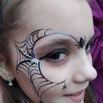 Аквагрим на Хеллоуин, профессиональная роспись врослых и детей