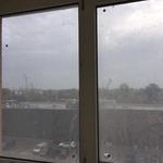 Миття та чищення вікон після ремонту