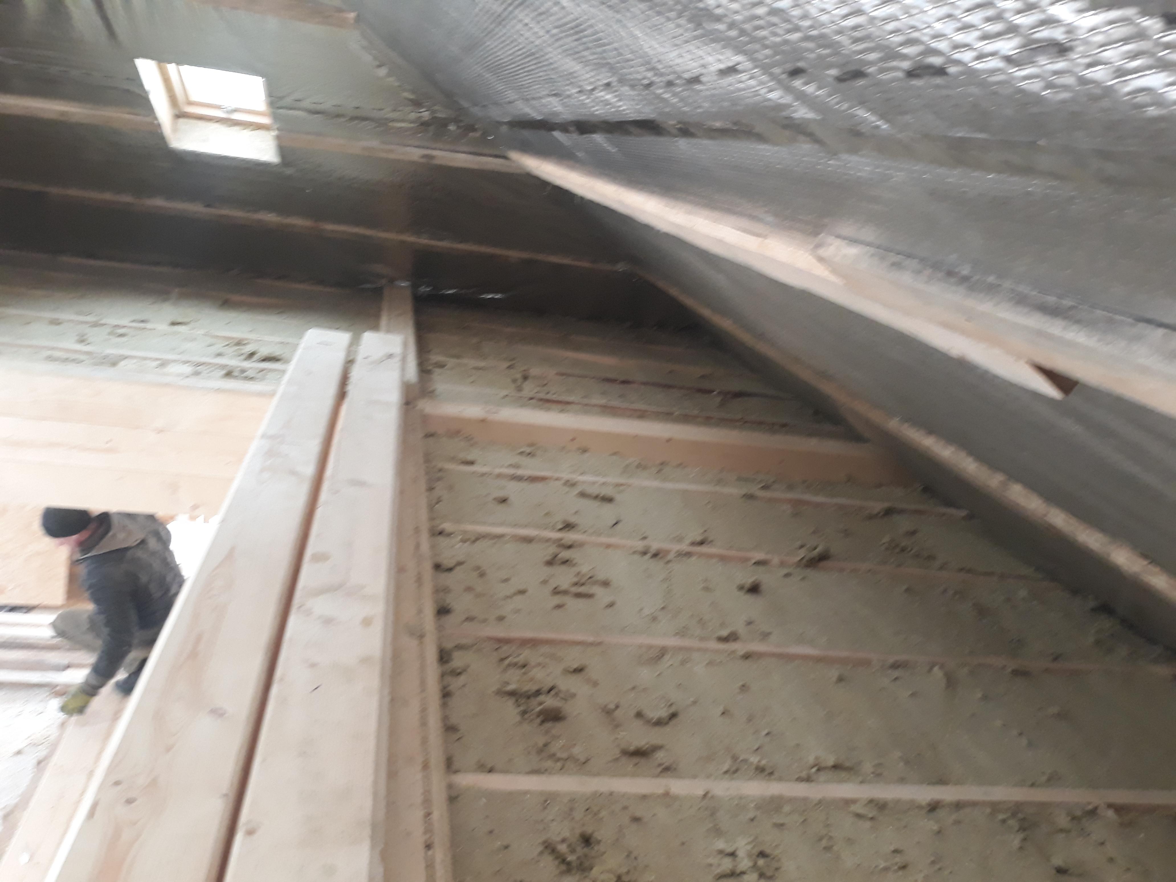Фото Утеплення будинку мінеральною ватою
