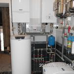 Предлагаю услуги монтажа системы отопления, водоснабжения, канализации