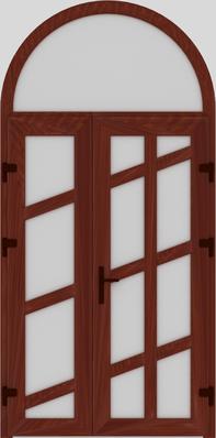 Фото Установка и ремонт металлопластиковых дверей,входных и межкомнатных. 4