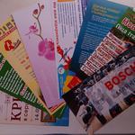 ПЕЧАТЬ полиграфии, визитки, листовки, буклеты, плакаты