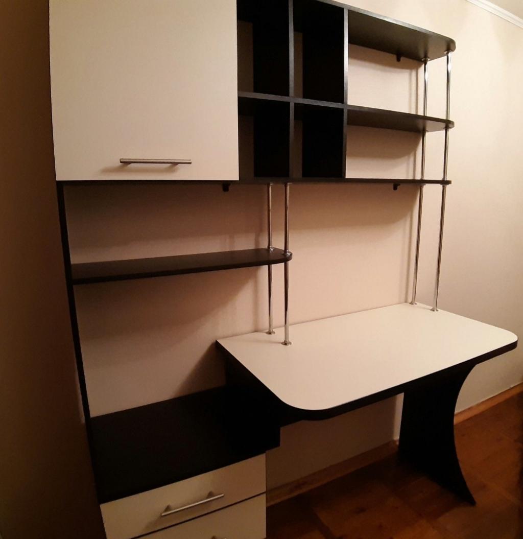 Фото Шкафа-купе и мебель для гостиной и спальни  3