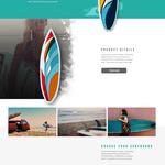 Дизайн сайта, landing page