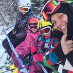 Хочешь научиться кататься на горных лыжах ???