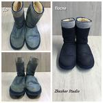 Покраска обуви и кожаных изделий