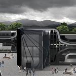 Моделирование зданий с помощью 3D програм