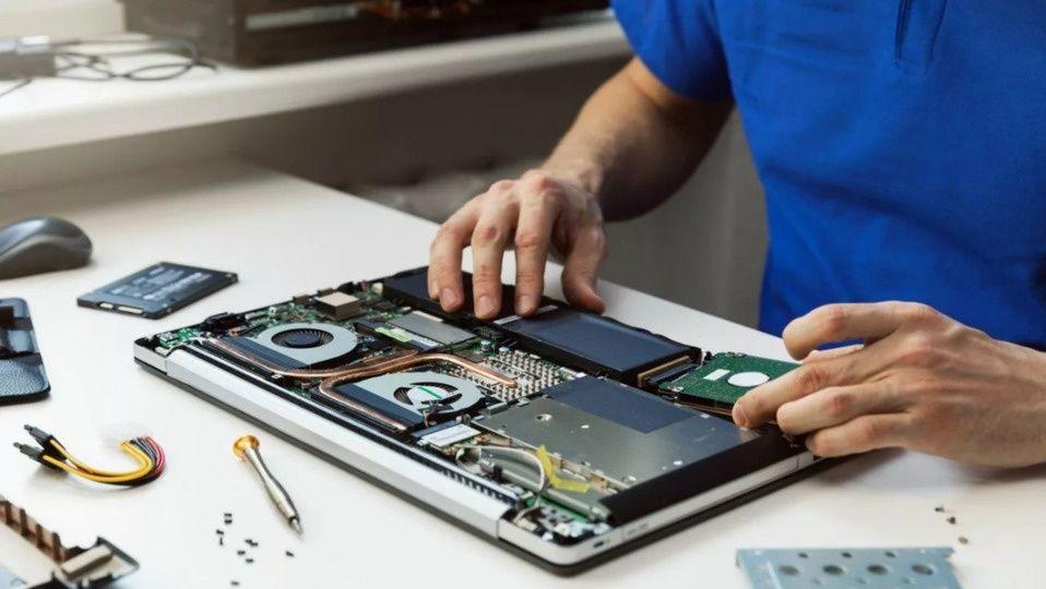Фото Ремонт ноутбуков Житомир всех моделей 1