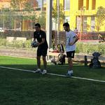 Футбольный тренер. Индивидуальные тренировки.