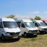 Пассажирские перевозки, поездки на море в Геническ и Приморск