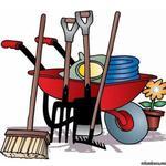 Уборка расчистка участка ,территории ,вывоз мусора,демонтаж ,разнорабочие покос травы