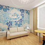 Роспись стен, фасадов, дизайнер интерьеров