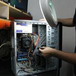 Компьютерный мастер.  Срочный ремонт ПК и ноутбуков.  Настройка.