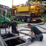 Чистка канализации на заводах,предприятиях, фабриках, частников