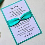 Свадебные пригласительные (ручная работа)