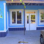 Отделка фасадов домов - штукатурка, структурная, покраска