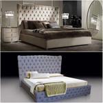 Производство мягких кроватей.Копии итальянских брендов.