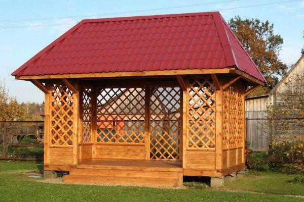 Фото Изготовление дачной/садовой мебели 3