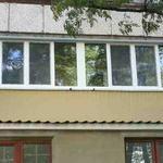 Остекление балкона, лоджии, французский балкон