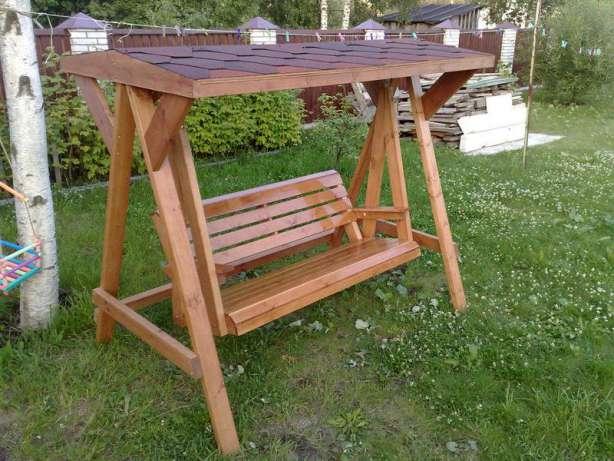 Фото Изготовление дачной/садовой мебели 2