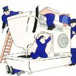 Ремонт: швейних, вишивальних машин, оверлоків, розпошивалок, прасок із парогенератором