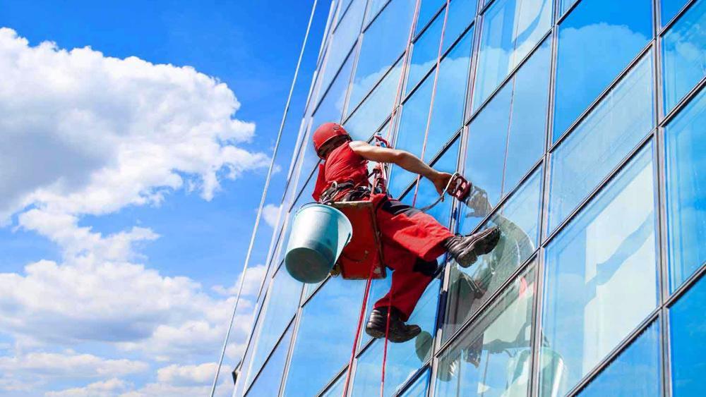 Фото Услуги альпинистов, утепление фасадов 1