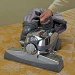 Чистка матрасов от постельно-пылевых клещей с помощью KIRBY/Кирби